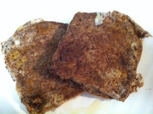 Balanced & Healthy French Toast