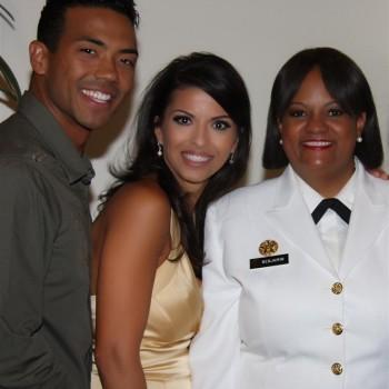 Terry and Tina Shorter with U.S. Surgeon General, Regina Benjamin (Large)