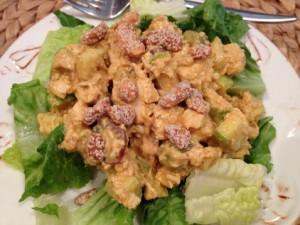R.I.P.P.E.D. Chicken Salad
