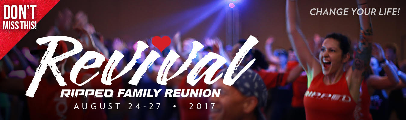 RIPPED Revival 2017