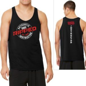 RIPPED Instructor Mens Tank