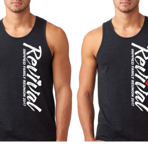 Men's Family Reunion Tank
