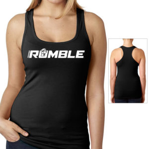 RUMBLE tank - blk_no tag