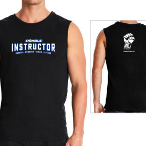Rumble Instructor Mens Tank